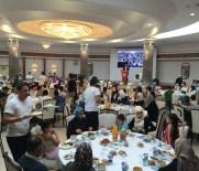 ÜMRANİYE BELEDİYESİ - Ümraniye'de Suriyeli Vatandaşlar İftarda Buluştu