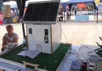 RÜZGAR TÜRBİNİ - Yenilenebilir Enerjili Akıllı Ev