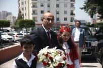 MUSTAFA BÜYÜK - Adana'nın Yeni Valisi Demirtaş Göreve Başladı