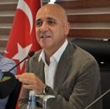 DEVE KUŞU - Antalyalı Sanayici, Doğalgaz Zammı Tepkisini EPDK'ya Taşıdı