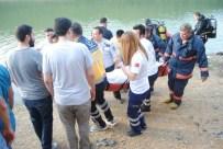 ALIBEYKÖY - Askerden İzne Gelen Genç Barajda Boğuldu