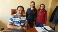 Burhaniye'de Kadın Orman Mühendisleri İş Başında