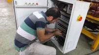 Burhaniyeli Makine Teknisyeni Ürettiği Makineleri Dünyaya İhraç Ediyor