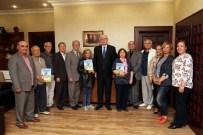MİLLİ EĞİTİM KOMİSYONU - CHP Eskişehir İl Milli Eğitim Komisyonu'ndan Başkan Kurt'a Ziyaret