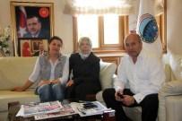 Engelli Aileler, Başkan Arslan'ı Ziyaret Etti