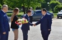 Erzincan Valiliğine Atanan Ali Arslantaş Göreve Başladı