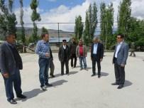MUSA ÜÇGÜL - Kağızman'da 21 Köye 21 Semt Sahası