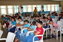 TÜRK BİRLİĞİ - Kırkağaçlı Öğrenciler Su Tasarrufu Eğitimi Aldı
