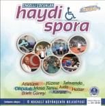 AĞIRLIK KALDIRMA - Kocaeli'de Engeller Sporla Aşılacak