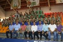 RıZA ÇAKıR - Manisa Bölgesi Basketbol Takımları Ödüllerini Aldı