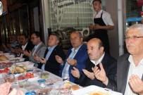 Milletvekili Çelik, Taşköprü'de Mahalle İftarına Katıldı