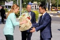 MUSTAFA ELDIVAN - Nevşehir Valisi İlhami Aktaş Görevine Başladı