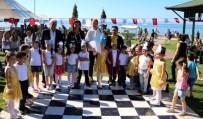 İLHAM - Parklarda 'Satranç' Projesi