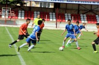ADONIS - U13 Türkiye Şampiyonası 1. Kademe Grup Maçları Nevşehir'de Başladı