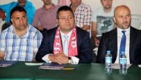 VOLEYBOL FEDERASYONU - Ümit Kalko İle Hedef Süper Lig