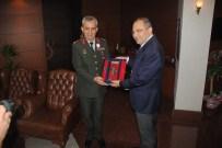 ALI KABAN - Askeri Erkan Vali Kaban'ı Ziyaret Etti