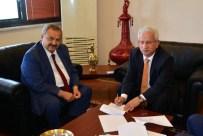 Balıkesir Üniversitesi İle Burhaniye Belediye Arasında Arazi Protokolü İmzalandı