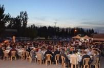 DENIZ ZEYREK - Bünyan Belediyesi İftar Buluşmaları Başladı