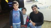 Burhaniye'de Çocuklar İsimli Bileklikleri Sevdi