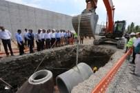 TURGUT DEVECIOĞLU - Büyükşehir'den Honaz'da Alt Yapı Çalışması