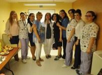 ÇALıKUŞU - Kanseri Yendi Hastanede Kutlama Yaptı