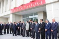 MUSTAFA AKIŞ - Karaman'ın Yeni Valisi Görevine Başladı