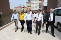 ALAATTIN AKTAŞ - Pamukkale Belediye Başkanı Gürlesin'den, Kyk'ya Destek