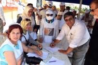 DEVLET DEMIR YOLLARı - 'Tarsus İkiye Bölünmesin' İmza Kampanyası