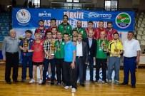 FATİH KARACA - Tokat'ta 'Masa Tenisi Terfi Ligi' Final Maçları İle Sona Erdi