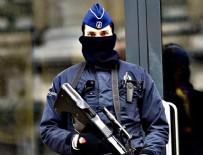 SİVİL KIYAFET - Belçika'da terör alarmı