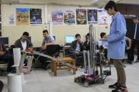 EKONOMİK İŞBİRLİĞİ TEŞKİLATI - Bu Robot Tamamen Türk Öğrencilerinin Eseri