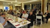 Burhaniye'de Kaymakam Öner Şehit Ailelerine İftar Verdi