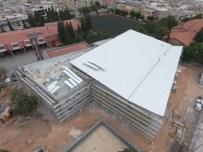 KARACAOĞLAN - Büyükşehir'den Yeni Spor Tesisleri Atağı