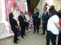 MEMİŞ İNAN - Doğanşehir'de Halk Eğitim Merkezi Yıl Sonu Sergisi Açıldı
