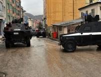 SÜMBÜL DAĞI - Hakkari'de bazı alanlar 'özel güvenlik bölgesi' ilan edildi