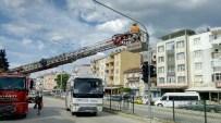AKILLI SİSTEM - Lapseki'de Trafik Sinyalizasyon Çalışmaları