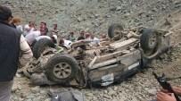 Ordu'da Kaza Açıklaması 2 Yaralı