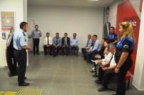 MEHMET BAYRAM - Polis, Banka Çalışanlarını Bilgilendirdi