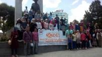 YERALTI ŞEHRİ - Sincikli 80 Öğrenci Seyyah Oldu