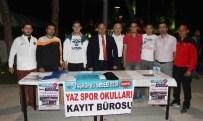 Taşköprü Belediyesi Yaz Spor Okulları Kaydı Başladı
