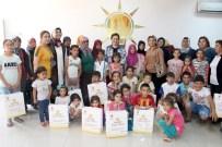 DUMLU - 50 Yetim Ve Öksüz Çocuğa Kıyafet Yardımı