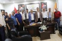 SIIRT BELEDIYESI - AK Parti'den DBP'li Siirt Belediyesine Sert Tepki
