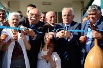 OSMANGAZİ ÜNİVERSİTESİ - Bakan Avcı Eskişehir'de Açılışlara Katıldı