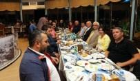 AHMET ARABACı - Başkan Kamil Saraçoğlu, Basın Mensuplarıyla Sahur'da Buluştu