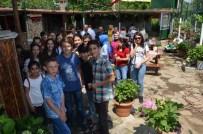 ULU CAMİİ - Bayırköy'de Başarılı Öğrenciler İçin Bursa Gezi Turu Düzenlendi
