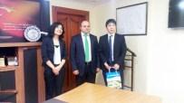 ÇAĞLAYAN KAYA - Besni Zormağara Okuluna Japonya Destek Verecek