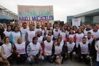 HACİZ İŞLEMİ - Canaydın'ın Fabrikasında Mağdur Olan İşçiler Mahkeme Salonunu Doldurdu