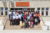 TUNCELİ VALİSİ - Çemişgezek'in Çalışkan Çocukları Ödüllendirildi