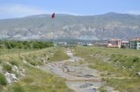 KAVAKYOLU - DAP İdaresi'nin Desteğiyle Erzincan Vasgirt Deresine Rekreasyon Düzenlemesi Yapılıyor