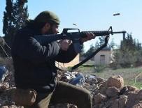 HIZBULLAH - Suriye'deki çatışmalarda 8 Hizbullah üyesi öldürüldü